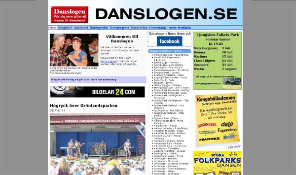 Danslogen.se rapporterar från Malung[