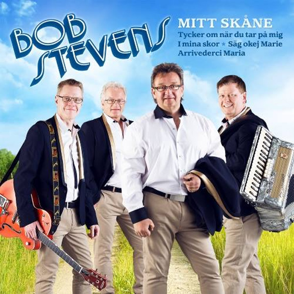 Bob Stevens - Mitt Skåne