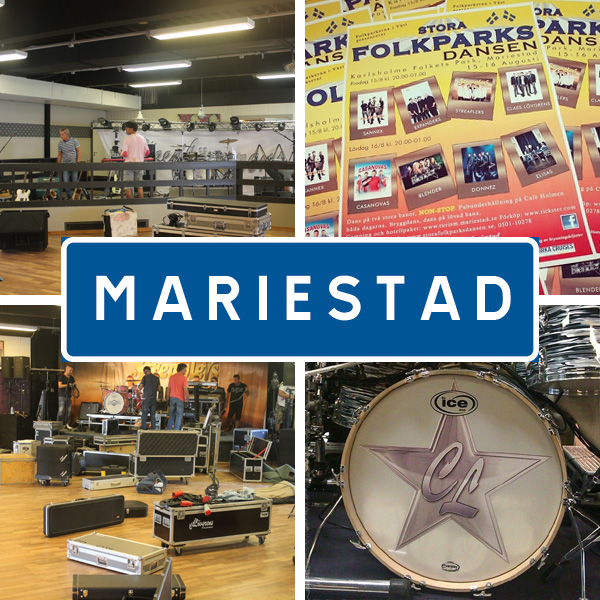 Framme i Mariestad