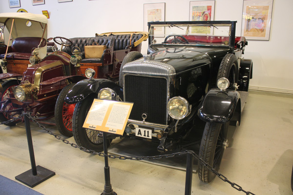Bil- och Teknikhistoriska Samlingarna