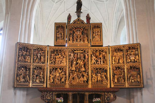 Altartavlan - Västerås domkyrka