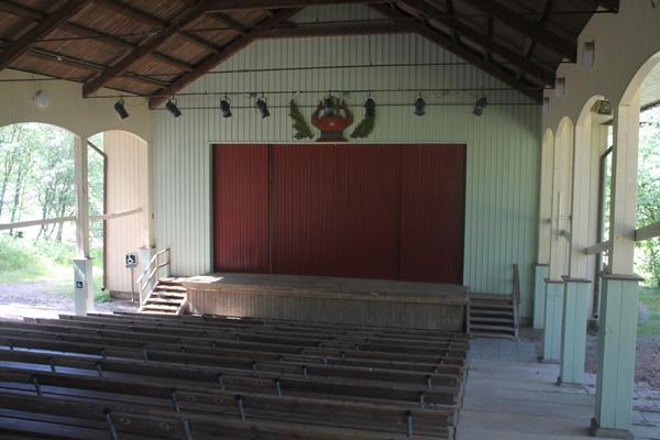 Tillberga Folkets Park - Teatern