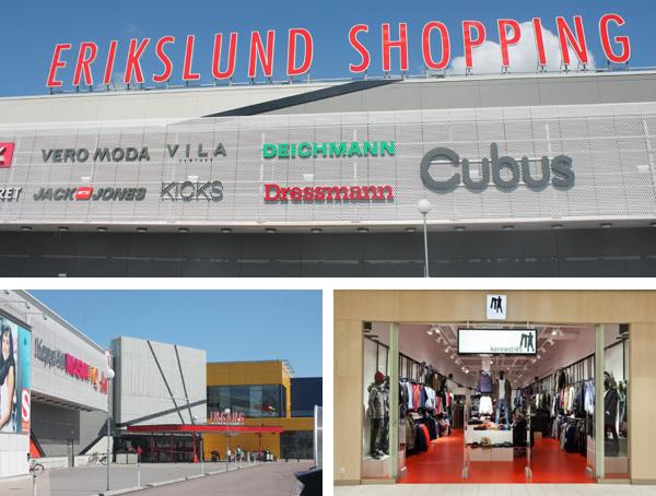 Erikslunds Shoppingcenter