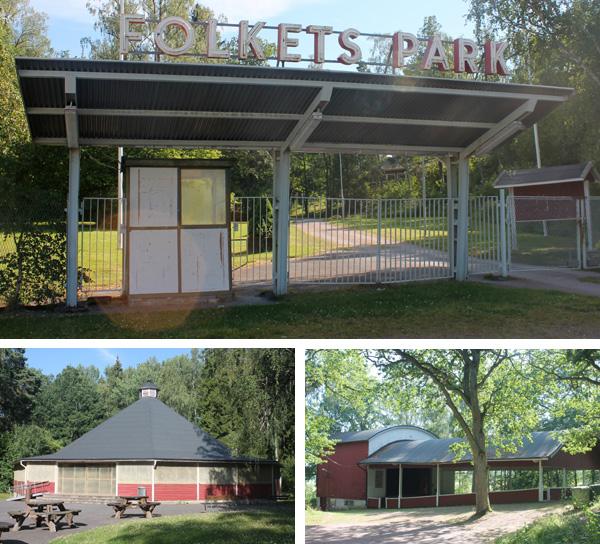 Kolbäcks Folkets Park