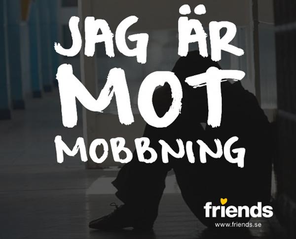 Jag är mot mobbning - Friends
