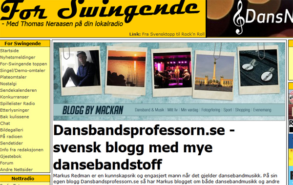 For Swingende