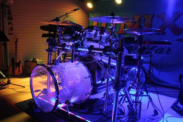 Nisses trummor