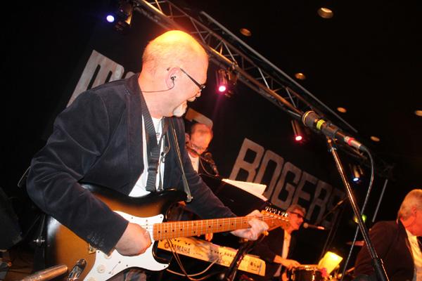 Ulf med sin gitarr