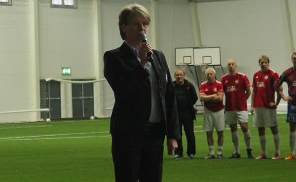 Ordförande, Annelie Larsson i Värmlands Fotbollförbund
