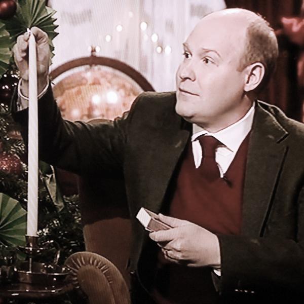 Henrik Dorsin - Lysande julvärd