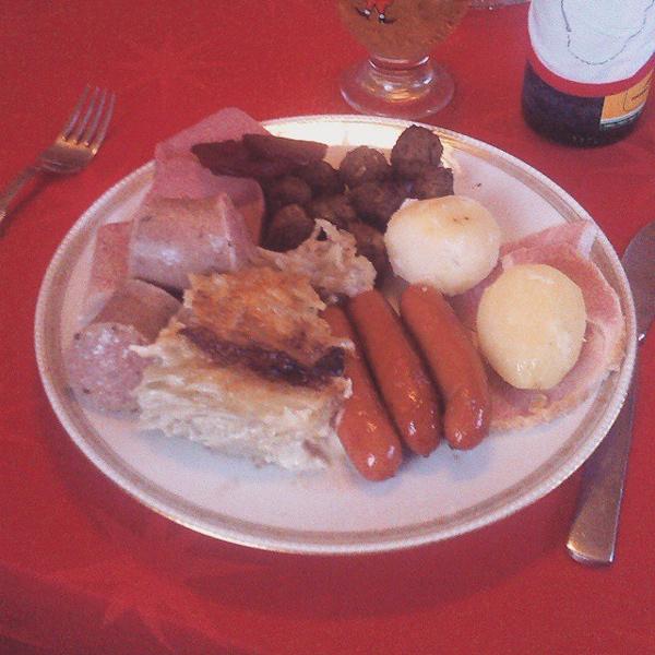 Julmiddag