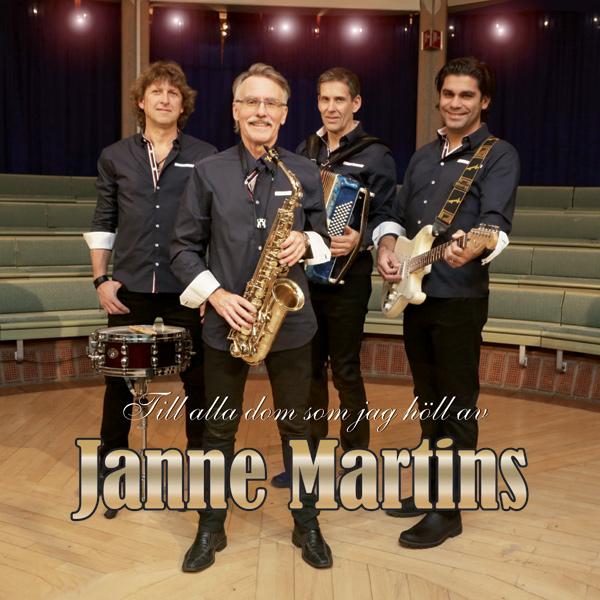 Janne Martins -  Till alla dom som jag höll av