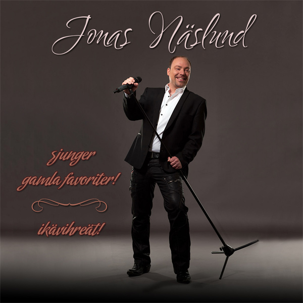 Jonas med debut-cd
