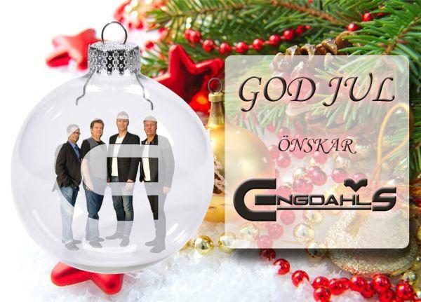 Engdahls önskar God Jul