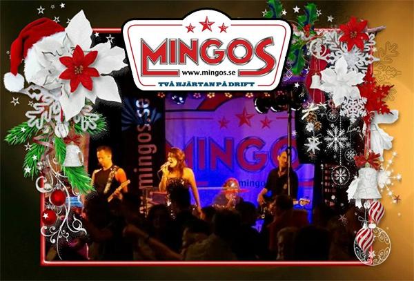 Mingos/Foxie önskar Hod Jul