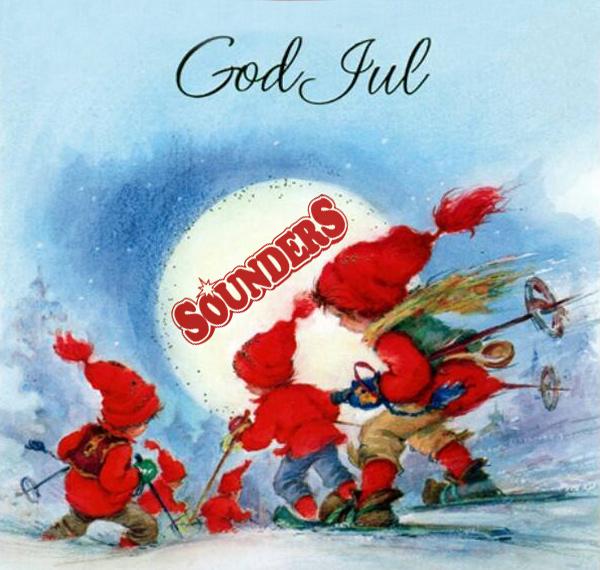Julhälsning från Västkusten