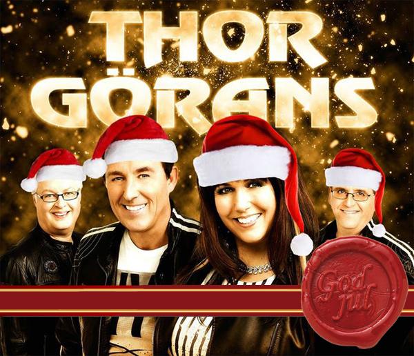 God Jul från Thor Görans