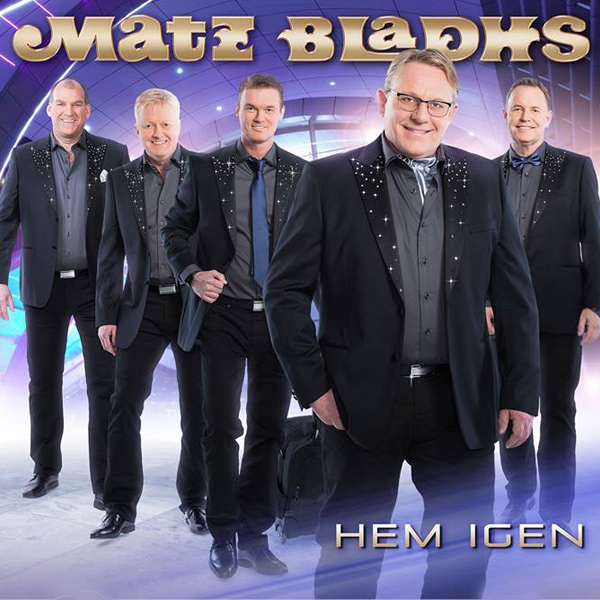 Matz Bladhs med ny cd - Hem igen