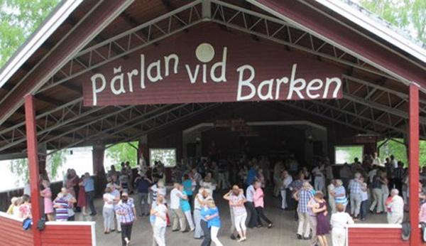 Pärlan vid Barken. Foto/Copyright: Söderbärke PRO-förening