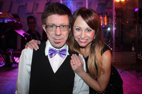 Jag och Erika Sjöström