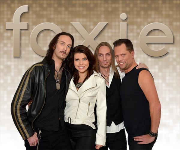 Premiär för Foxie
