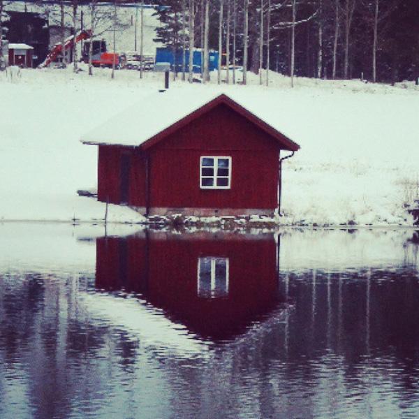 Ett litet fint hus i Åtorp