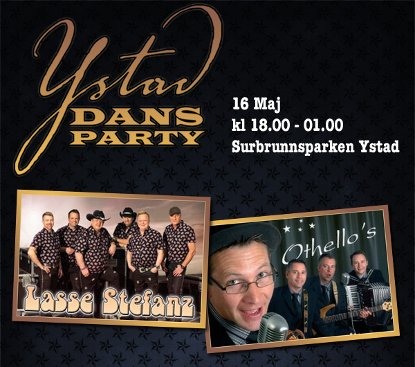 Ystad Dansparty 2015