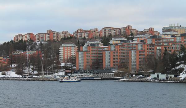 Hammarby Sjöstad - Stockholm