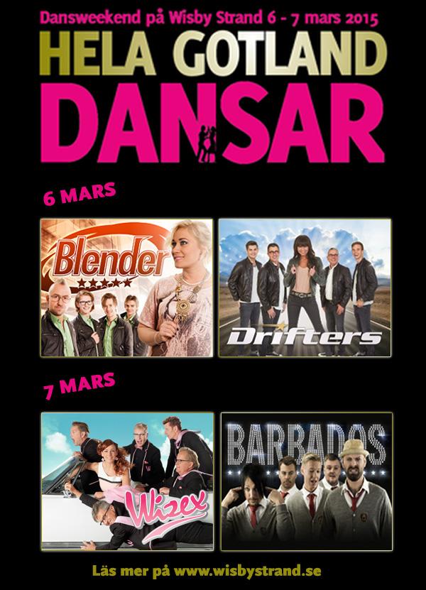 Hela Gotland Dansar 2015