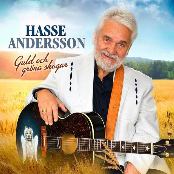 Hasse Andersson melodifestivalaktuell med nytt album
