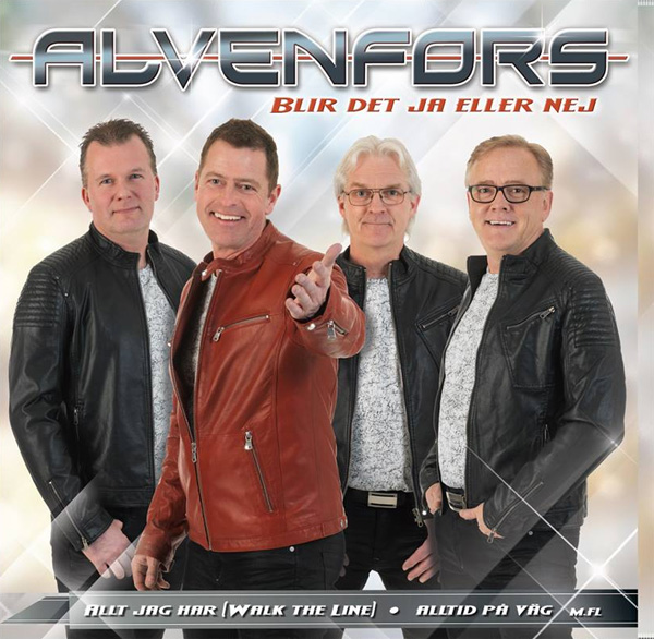 Alvenfors med debut-cd